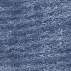 Cognac - Blue - Unevenly coloured cobalt blue textured fabric
