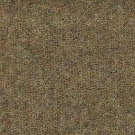 Hebrides - Green - Hard wearing fabric in a blended combination of green, brown, beige, grey and white