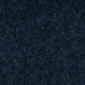 Hebrides - Blue - Dark blue fabric of the hard wearing variety, with pale threads running through it, creating a marbled effect