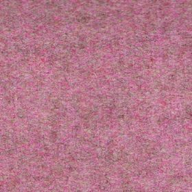 Hebrides - Pink - Hard wearing fabric featuring a mottled design of pink and grey