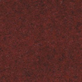 Hebrides - Red - Dark coloured mottled hard wearing fabric, with red and black fibres
