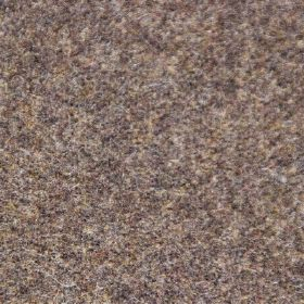 Hebrides - Brown - Granite effect hard wearing fabric, featuring colours such as cream, beige, grey and black