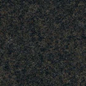 Hebrides - Brown - Navy hard wearing fabric featuring dark green and white marbling
