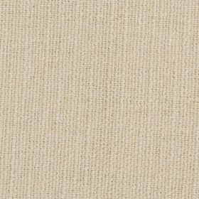 Limburg - Cream - Fabric woven from a chalk white coloured combination of viscose, wool, nylon and cotton