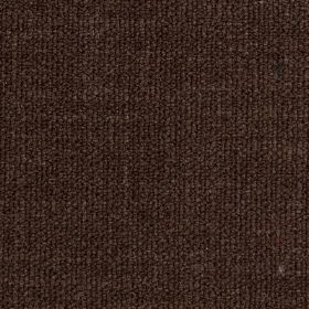 Limburg - Brown - A very dark shade of grey covering plain, versatile viscose, wool, nylon and cotton blend fabric
