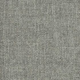 Limburg - Grey - Fabric woven from viscose, wool, nylon and cotton using threads in very pale cloud grey & darker, luxurious silver-grey