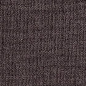 Limburg - Grey - Very dark indigo coloured viscose, wool, nylon and cotton blended together into a plain, indulgent fabric