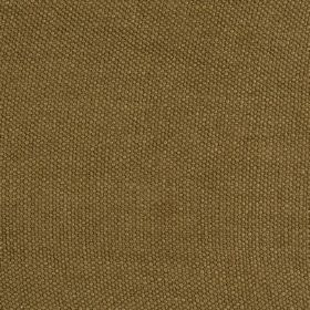 Lupina - Gold Brown - A light shade of brown covering practical 100% linen fabric