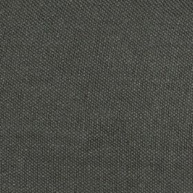 Lupina - Grey Blue - Very dark blue-grey coloured fabric made from 100% linen