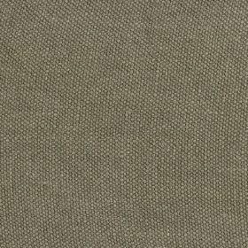 Lupina - Green Grey - Chrome grey coloured fabric made from versatile 100% linen