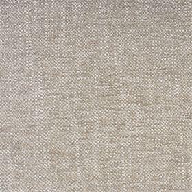 Bellagio - Silver Birch - Plain grey linen fabric