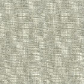 Duck Weave - Oatmeal - Plain brown linen fabric