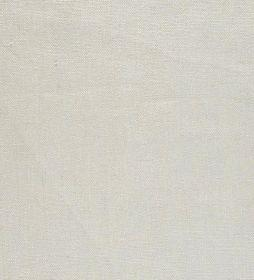 Duck Weave - Sandstone - Plain grey linen fabric