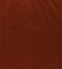 Chamba - Red - Dark red plain silk fabric