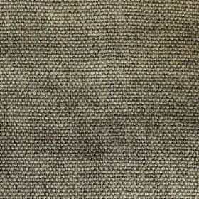 Pluto - Grey - Linen fabric which has been woven in an unusual shade of green-grey