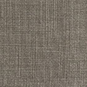 Provence - Sandstone - Woven fabric made from linen, cotton and viscose, using threads in two different shades of grey