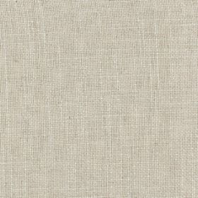 Provence - Nature - Pale grey coloured linen, cotton and viscose blend fabric with a few very subtle white threads running through