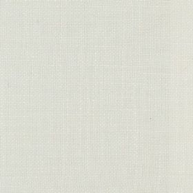 Provence - White - Very pale grey-white coloured linen, cotton and viscose blend fabric