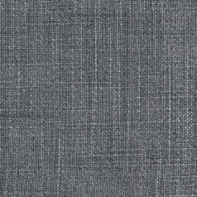 Provence - Blue Grey - Some white threads running through dark blue-grey fabric blended from linen, cotton and viscose