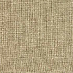 Provence - Olive - Pale brown and white coloured threads woven together into a linen, cotton and viscose blend fabric