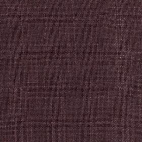 Provence - Aubergine - Fabric made from linen, cotton and viscose in a plain, very dark shade of purple