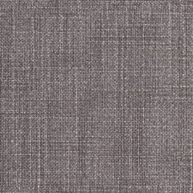 Provence - Mauve - Threads in two different shades of grey woven together into a versatile linen, cotton and viscose blend fabric