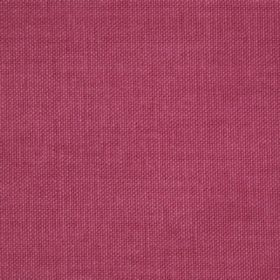 Reims - Pink Aubergine Purple - Plain cotton fabric in a dark, dusky pink colour