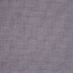 Reims - Pink Aubergine Purple - Light grey cotton fabric with a hint of lilac
