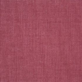 Reims - Pink Aubergine Purple - Rose pink coloured cotton fabric with a dusky finish