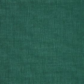 Reims - Green - Emerald green coloured fabric made from cotton