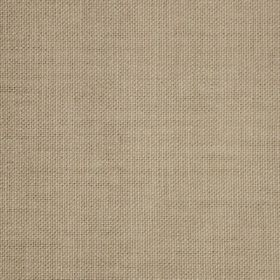 Reims - Taupe - Plain grey coloured cotton fabric which has a hint of green