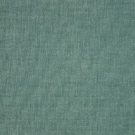Reims - Green - Dusky teal green coloured cotton fabric