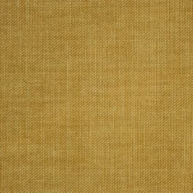 Reims - Gold Yellow - Gold coloured cotton fabric with a matt finish
