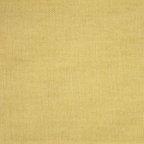 Reims - Gold Yellow - Cotton fabric in a solid shade of yellow-green