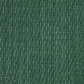 Reims - Green - Fabric made from cotton in a deep, rich, emerald green