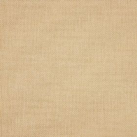 Reims - Cream - Fabric made from cotton in a plain barley colour