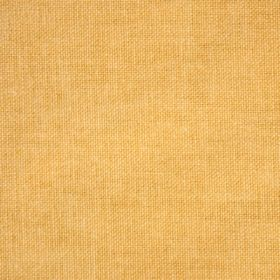 Reims - Gold Yellow - Cotton fabric the colour of marmalade