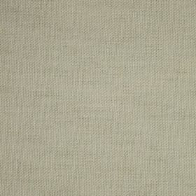 Reims - Green - Cotton fabric in a plain green-grey colour
