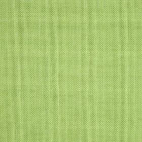 Reims - Green - Fabric made from fluorescent green coloured cotton threads