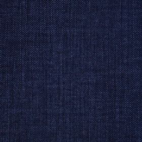 Reims - Blue - Dark blue-black denim coloured cotton fabric