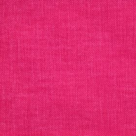 Reims - Pink Aubergine Purple - Bright shocking pink coloured plain cotton fabric