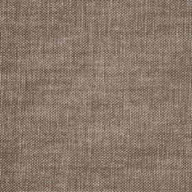 Reims - Taupe - Dark brown cotton fabric which is not even in colour, but which appears to have been mottled with white