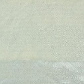 Saturn - Ivory - Plain white fabric with a subtle, very light blue tinge