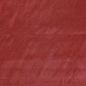 Saturn - Red - Plain coloured fabric which is a blend of terracotta, red and dark pink