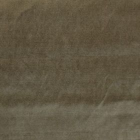 Saturn - Brown Taupe - Grey-green fabric which is plain and which appears to have a soft texture
