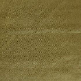 Saturn - Brown Gold - Plain fabric which is olive green in colour