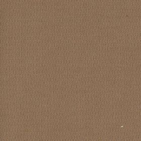 St Malo - Taupe Brown - Dusky chestnut brown coloured fabric made from 100% cotton