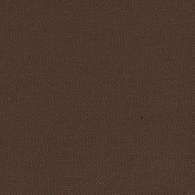 St Malo - Brown - Fabric made from 100% cotton in very dark grey-black