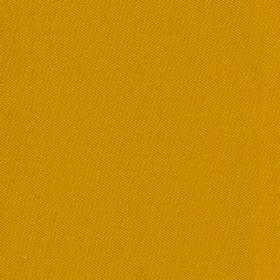 St Malo - Yellow Gold - Warm honey coloured fabric made from 100% cotton