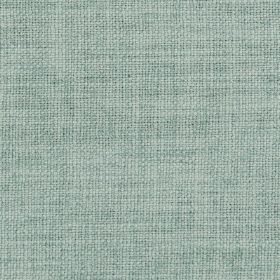Carnac - Ice Blue Duck Egg Blue - Light, classic powder blue coloured fabric woven from linen, cotton and viscose, with a few slightly paler